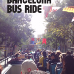 Bus Tour Around Barcelona
