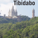Journey to Tibidabo Mountain Amusement Park