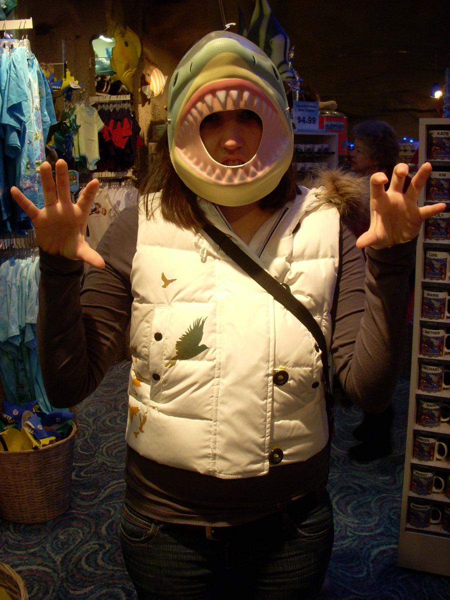 Meredith Lambert visits the Denver Aquarium.