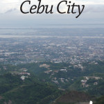 Cebu City with Merevin