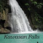 Kawasan Falls with Merevin