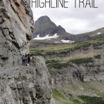 Hiking HighLine Trail with Merevin