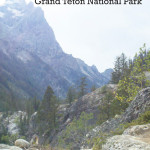 Grand Teton National Park with Merevin
