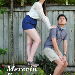 Engagement Photos at Home with Merevin