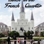 A Family Trip Around the French Quarter