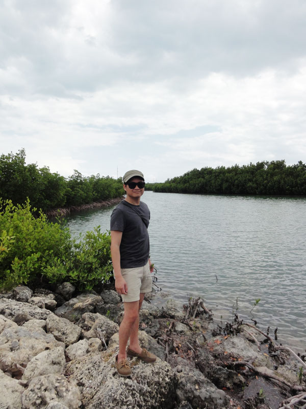 Kevin Banogon hikes the nature trails at Bill Baggs Florida State Park in his Miami travel blog.