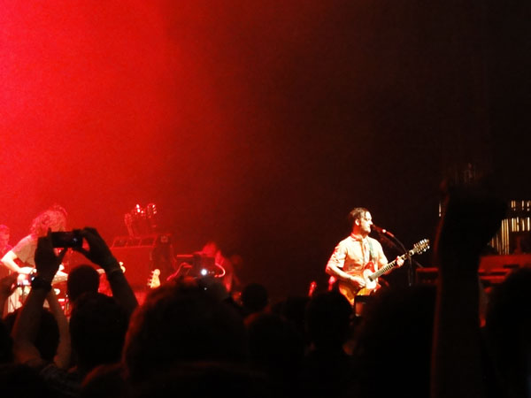 Meredith Lambert documents the Modest Mouse concert on South Beach for her Miami travel blog.