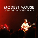 Modest Mouse Concert on South Beach