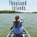 Canoeing the Ten Thousand Islands with Merevin