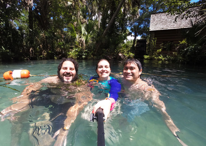 Juniper Springs is a beautiful Florida Spring to visit with friends and family.