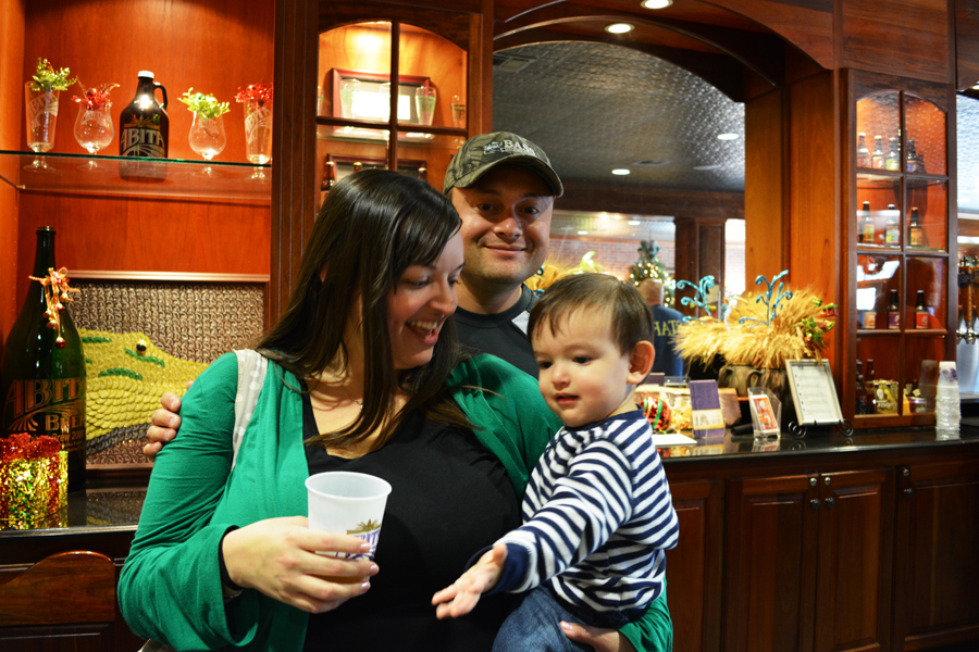The Abita Brewery Tour is a great stop for friends and families.