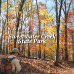Day Hike at Sweetwater Creek State Park