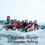 Whitewater Rafting the Ocoee River