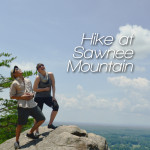 Saturday Hike at Sawnee Mountain