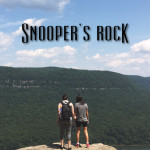 Snooper's Rock and the Tennessee River