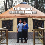 Wedding Anniversary at Cloudland Canyon