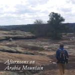 Peaceful Afternoons on Arabia Mountain