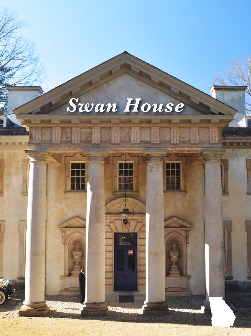 Atlanta\'s History at the Swan House | Atlanta Day Trips | Merevin